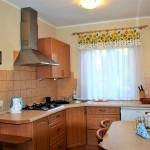 Domek - kuchnia