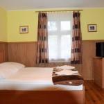 Apartament 2 osobowy - sypialnia.