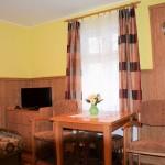 Apartament 3 osobowy - pokój dzienny