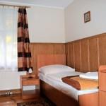 Apartament 3 osobowy - sypialnia.